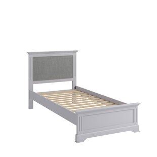 Wembley Upholstered Bed Frame By August Grove