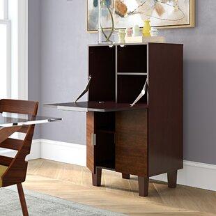 Brayden Studio Bar Accent Cabinet