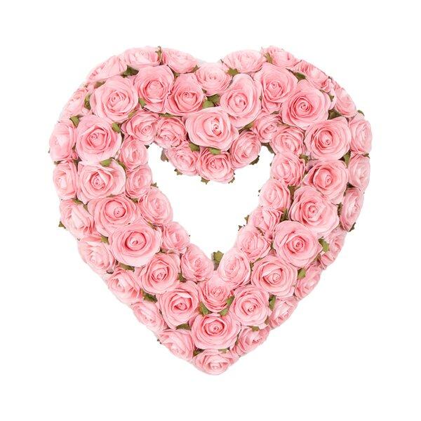 Toll Valentineu0027s Day Wreaths Youu0027ll Love | Wayfair