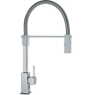Franke Planar Pull Down Single Handle Kitchen Faucet