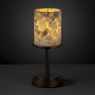 Crosson Cylinder 12 Table Lamp