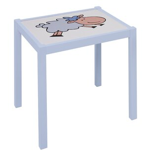 Children's Square Side Table by Herdasa