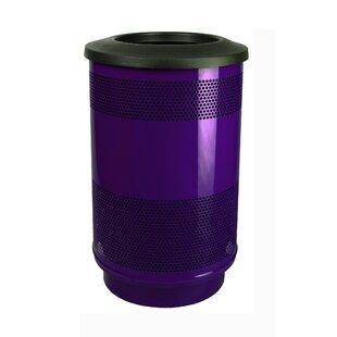 Brand-new Purple Trash Can | Wayfair DQ02