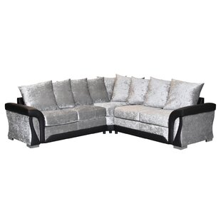 Kinsey Reversible Corner Sofa By Rosdorf Park