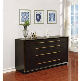 Teme 8 Drawer Double Dresser