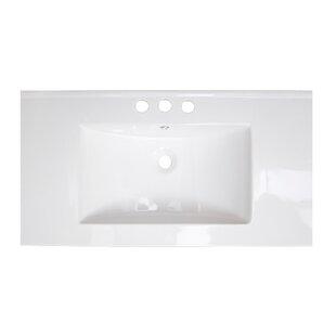 32 Single Bathroom Vanity Top by American Imaginations