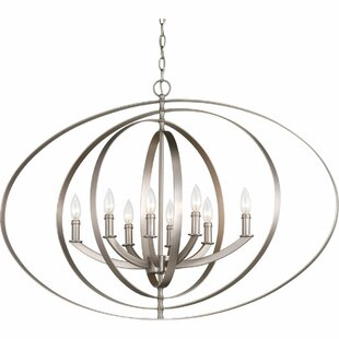 Morganti 8-Light Globe Chandelier by Brayden Studio