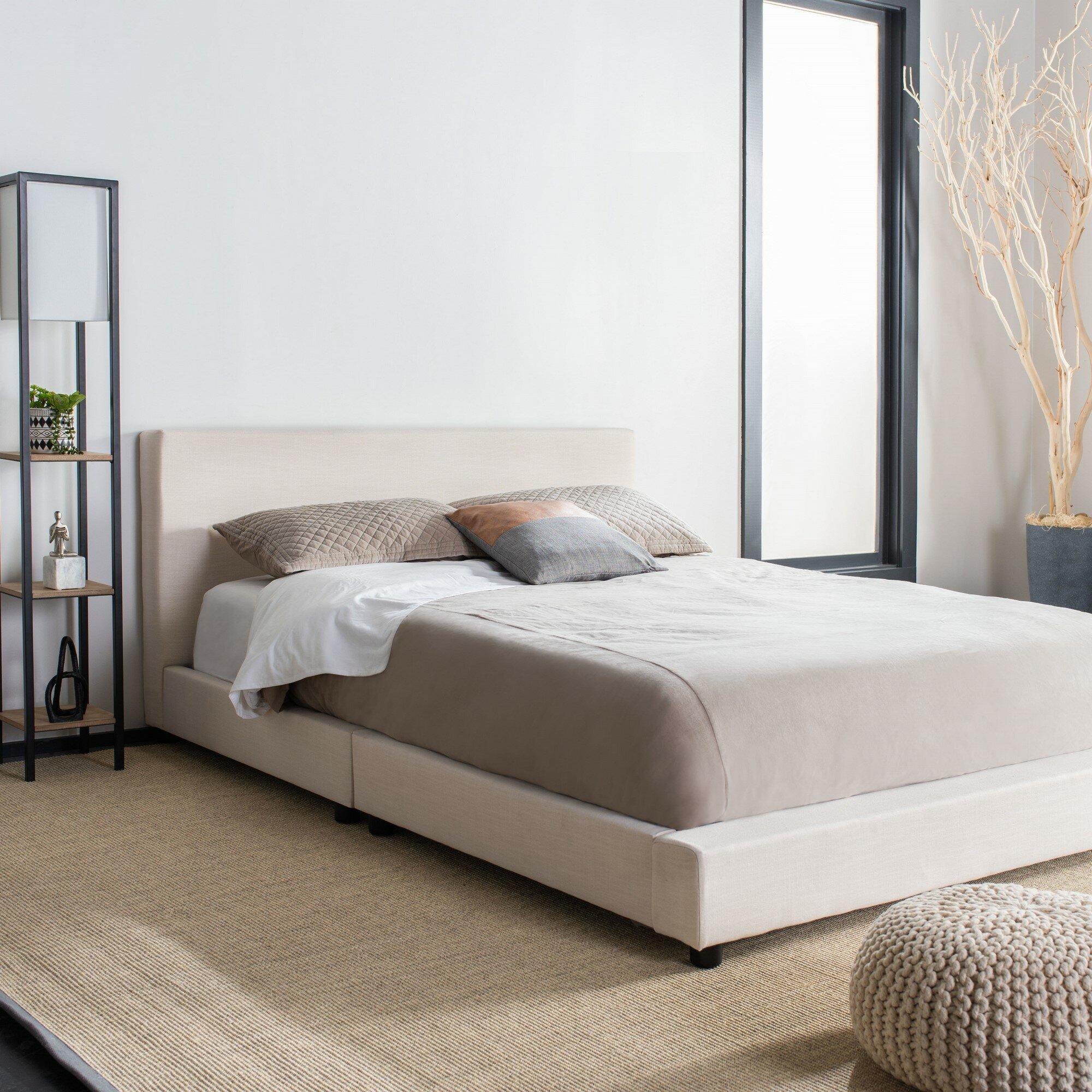 Movement Dawnview Upholstered Standard Bed Reviews Joss Main