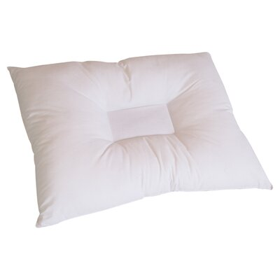 Pillow with Purpose™ Medium Polyester Standard Bed Pillow