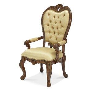 Palais Royale Arm Chair by Michael Amini (AICO)