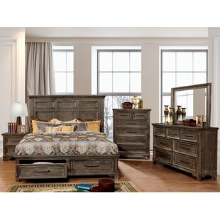 Mcmillin Platform Configurable Bedroom Set
