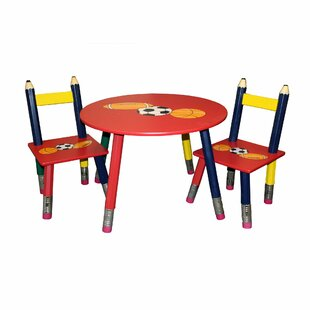 Round Kids Table Chair Sets Youll Love Wayfair - Wayfair kids table and chairs