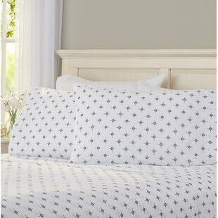 Serena 200 Thread Count Percale Sheet Set