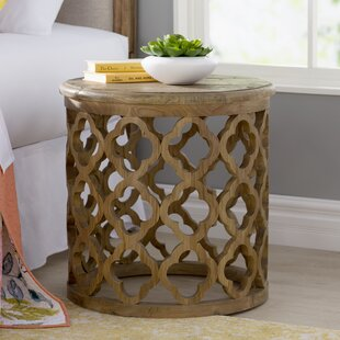 Novella End Table by Mistana