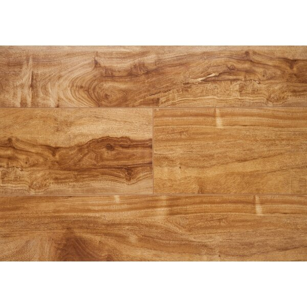 Chicrugz 6 5 X 48 12mm Oak Laminate Flooring In Honey
