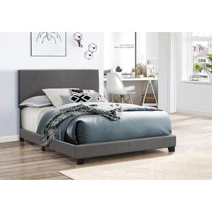 Derek Upholstered Panel Bed