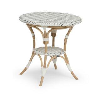 Adkins Rattan Bistro Table Image