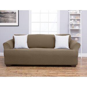 Cambria Box Cushion Sofa Slipcover