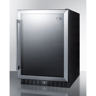 Summit 24-inch 5 cu.ft. Convertible Undercounter Refrigerator by Summit Appliance