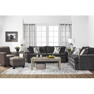 High-End Hesse Configurable Living Room Set by Charlton Home Reviews (2019) & Buyer's Guide