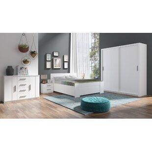 Review Beecher 4 Piece Bedroom Set