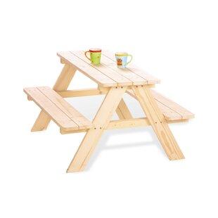 Jay Nicki Picnic Bench By Pinolino