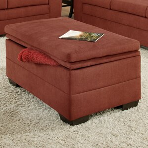Simmons Upholstery Stephen Ottoman by Red Barrel Studio