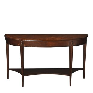 Rochele Demilune Console Table by Darby Home Co