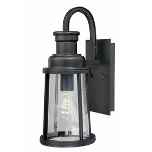 Cascades 1-Light 100W Outdoor Wall Lantern