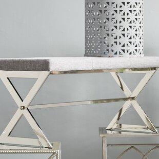 Willa Arlo Interiors Arvid Metal Bench