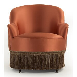 Alleffra Barrel Chair by Zentique Inc.