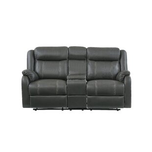 Morphew Console Reclining Loveseat