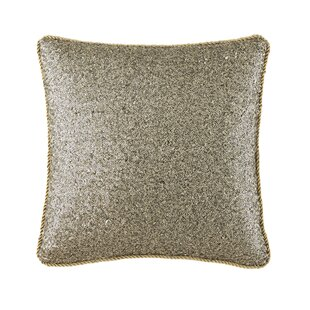 Vaughn Throw Pillow by Waterford Bedding 2019 Sale