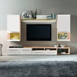Clarksville Entertainment Center for TVs up to 70 by Corrigan Studio®
