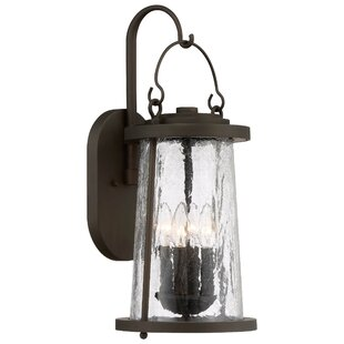Darby Home Co Creissant 4-Light Outdoor Wall Lantern