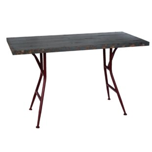 Joaquin Iron Dining Table By Symple Stuff