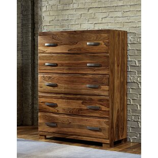 Loon Peak Baltusrol 5 Drawer Chest