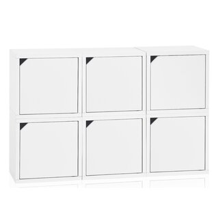 Connect Cube Unit Bookcase by Way Basics