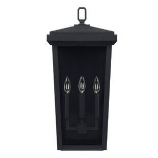 Maghull 3-Light Outdoor Wall Lantern by C..