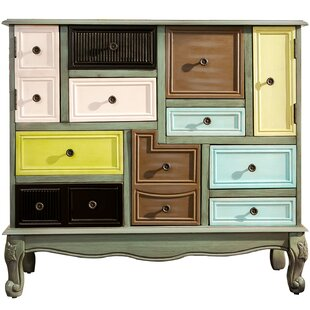 Ailbe 9 Drawer Accent Chest by August Grove
