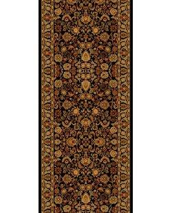 Price comparison Izaiah Persian Classics Oriental Mahal Black Area Rug ByAlcott Hill