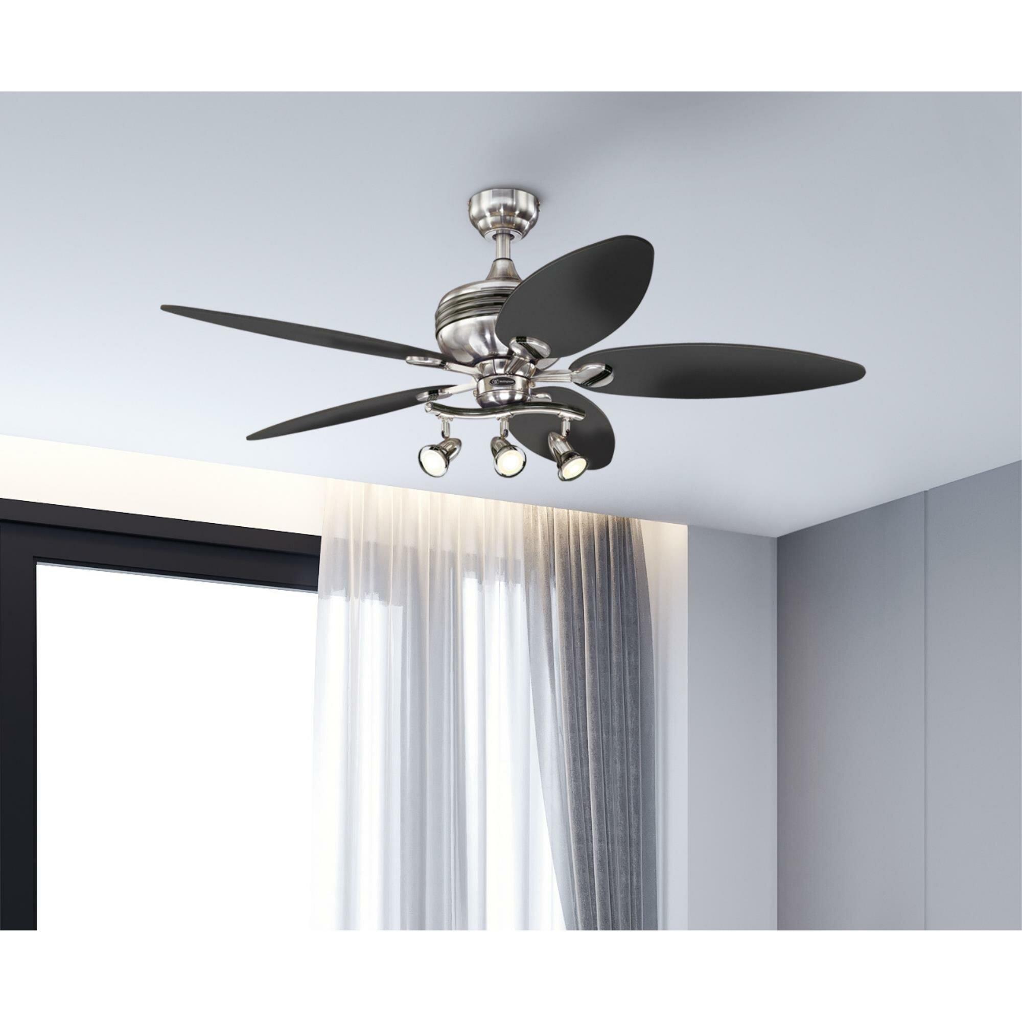 Xavier Ii 5 Blade Ceiling Fan Light Kit