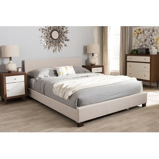 Newenton Upholstered Platform Bed