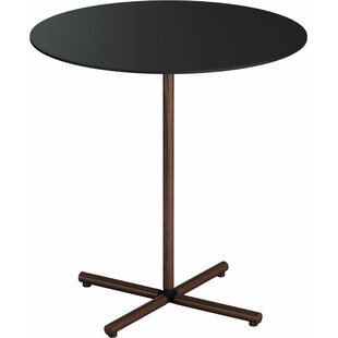 Highbury End Table by Modloft Black