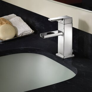 Buying 90 Degree Single Hole Bathroom Faucet with Drain ByMoen