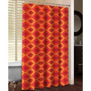 Ikat Single Shower Curtain