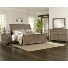 Brookhill Sleigh Customizable Bedroom Set by Darby Home Co