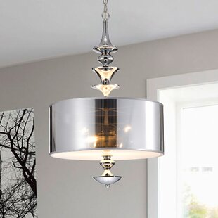 Mercer41 Inglesbatch 3-Light Pendant