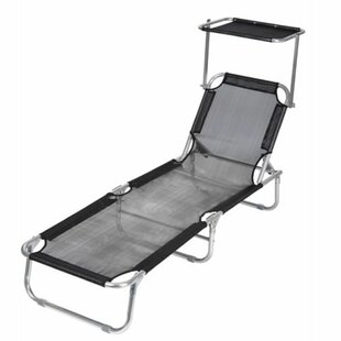 Liev Reclining Sun Lounger (Set Of 2) By Sol 72 Outdoor