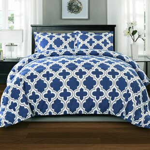 Wallis Polyester Comforter Set by The Twillery Co. Cheap
